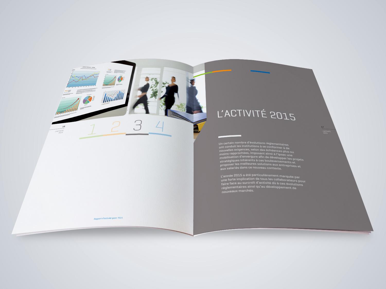 Rapports d'activité - IPSEC | Artlequin